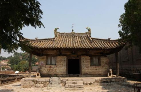 中国投250万元修缮保护唐代木结构古建天台庵