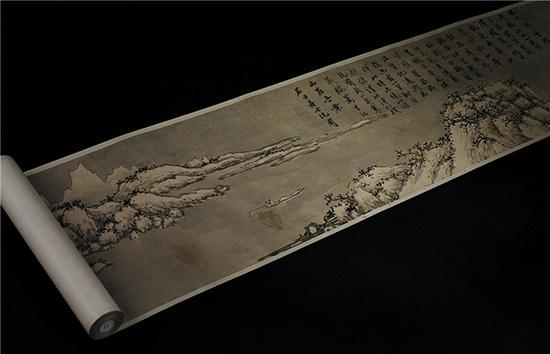 北京匡时2015春季拍卖会将于6月6日于京举槌 三件宋代书画集中亮相