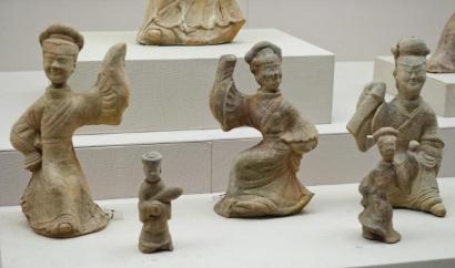 四川汉代陶俑为何最有名?图片