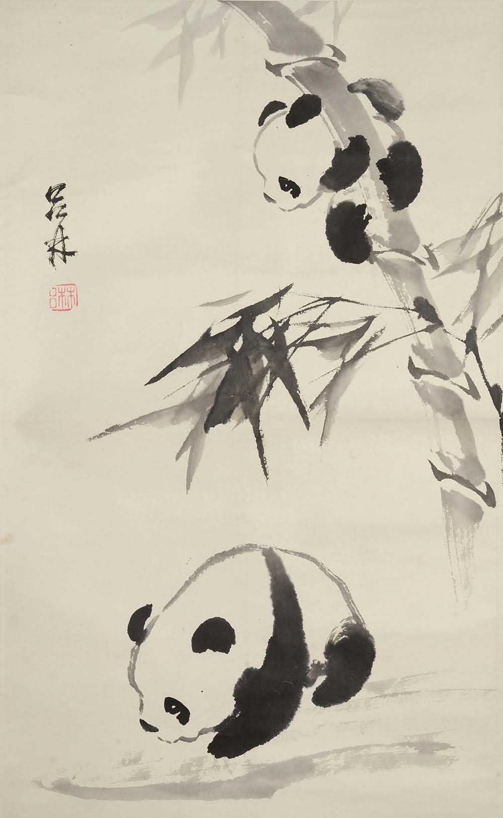 熊猫 2577 电路图